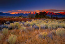 Owens Valley by Galen Rowell