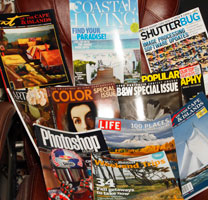 Photography Magazines that Inspire
