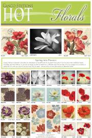 Floral Hot List
