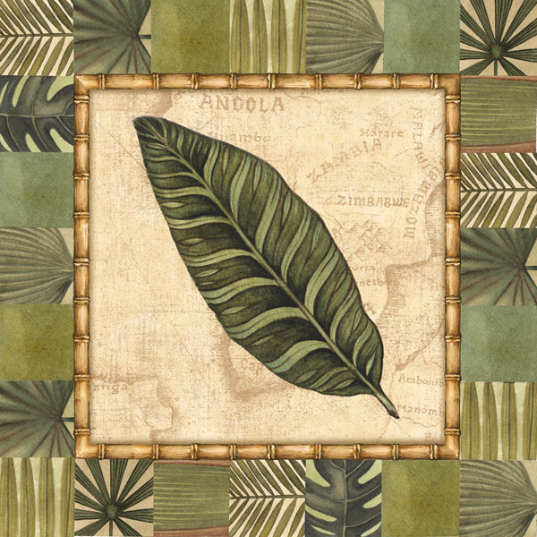 Tropical Leaf III