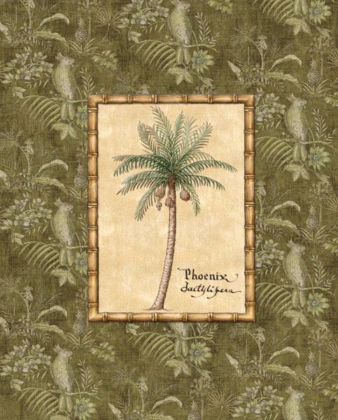 Vintage Palm II
