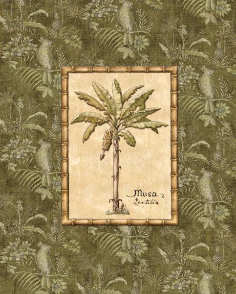 Vintage Palm IV