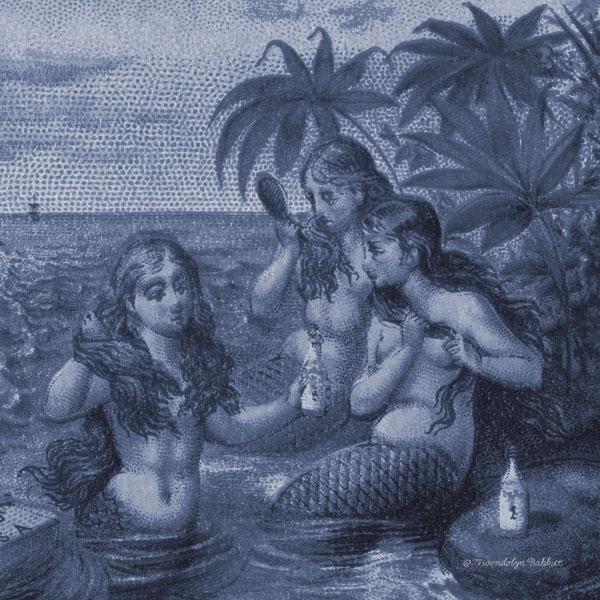 Indigo Mermaids II