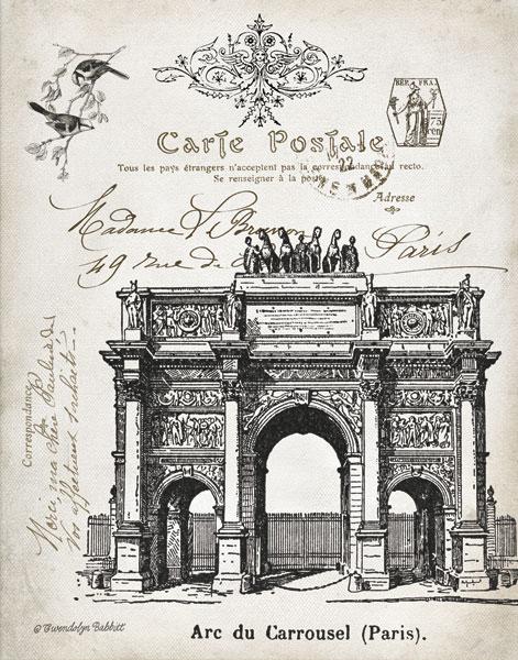 French Landmark II