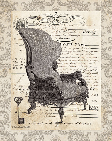 French Chair I