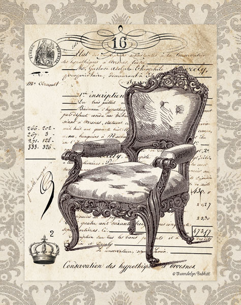 French Chair II