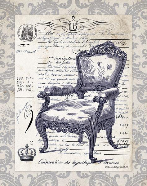 Indigo Chair II