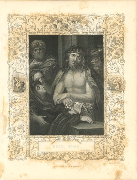 Faith Engraving I