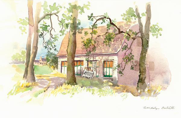 Jane's Barn I