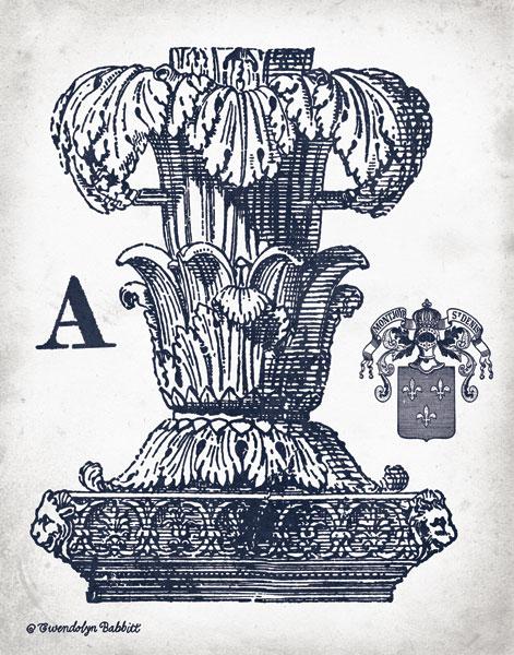 Indigo Column A
