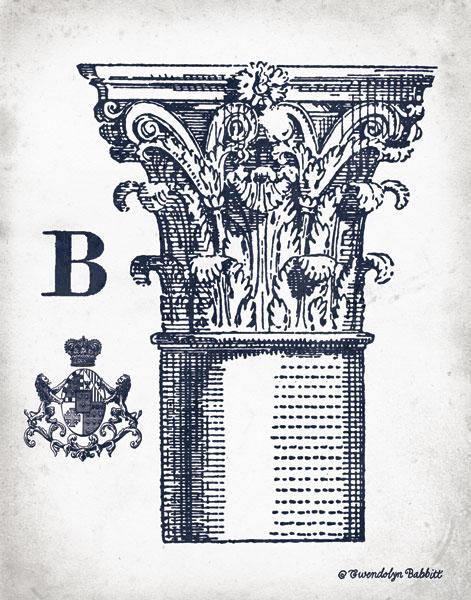 Indigo Column B