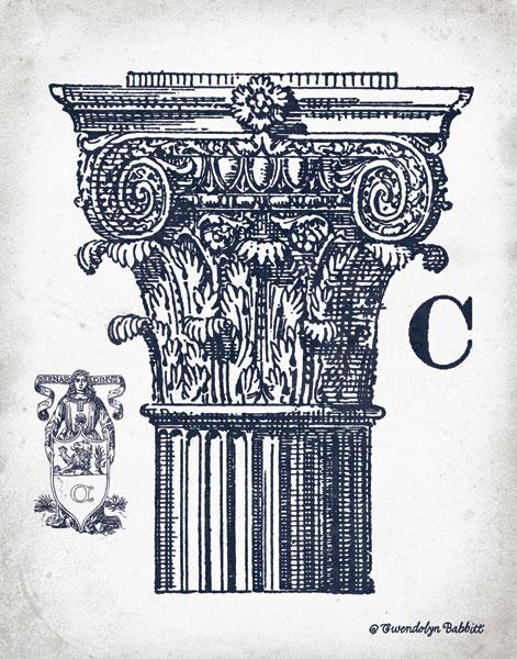 Indigo Column C