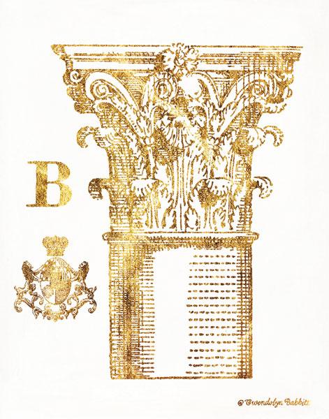 Gold Column B