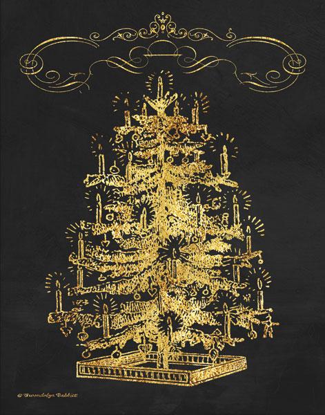 Gold Tree I