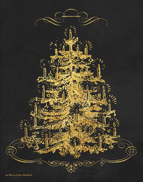 Gold Tree II