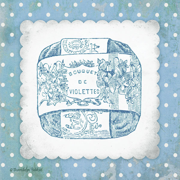 French Soap Blue II