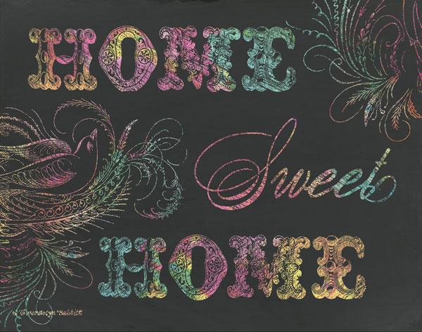 Home Sweet Home III