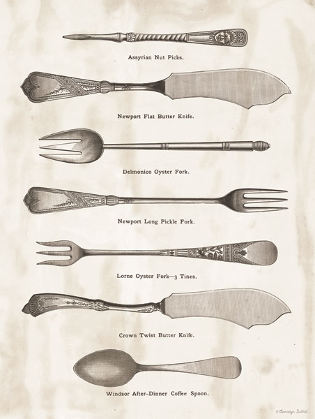 Serving Utensils II