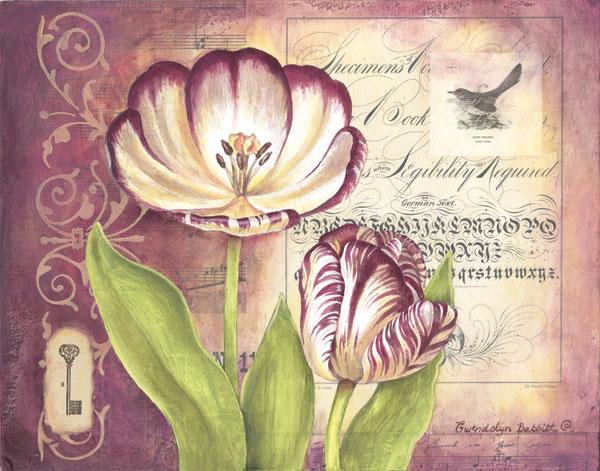 Tulip Collage II