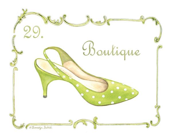French Fashion III