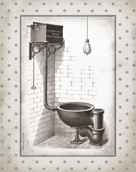 Water Closet I