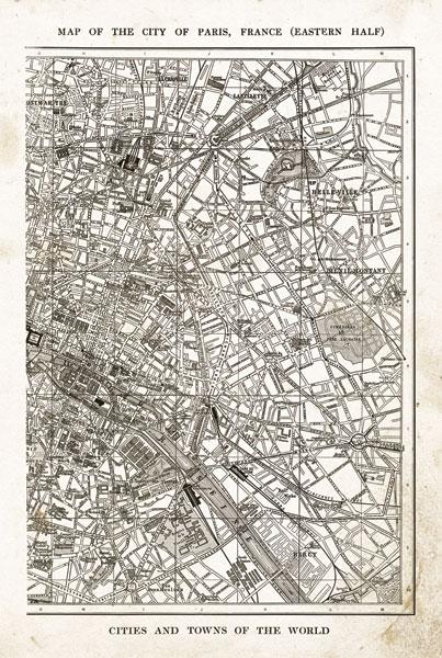 Paris Map II