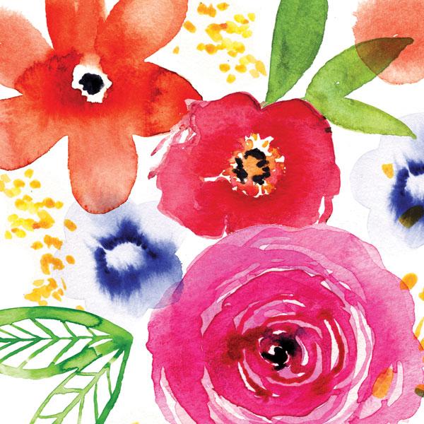Floral Medley II
