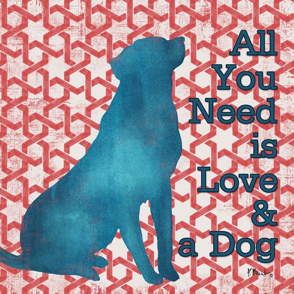 Patterned Pets Dog I