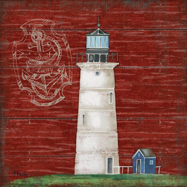 Boothbay Lighthouse III