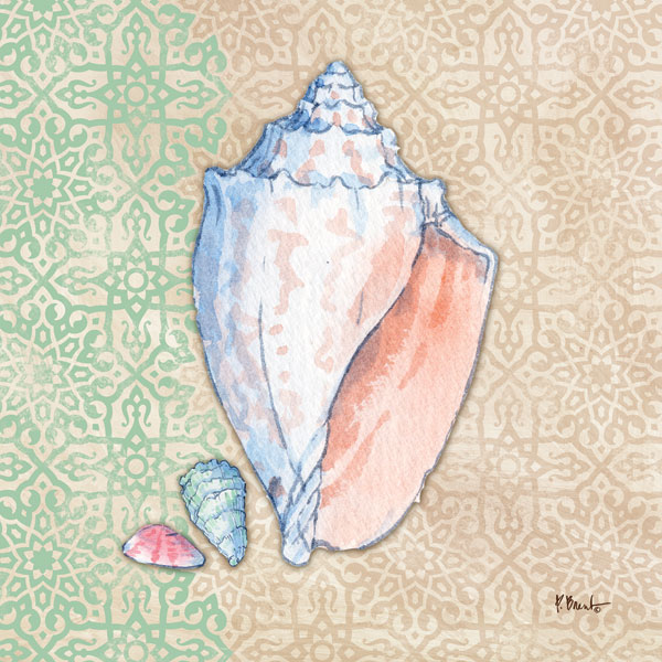 Serene Seashells III
