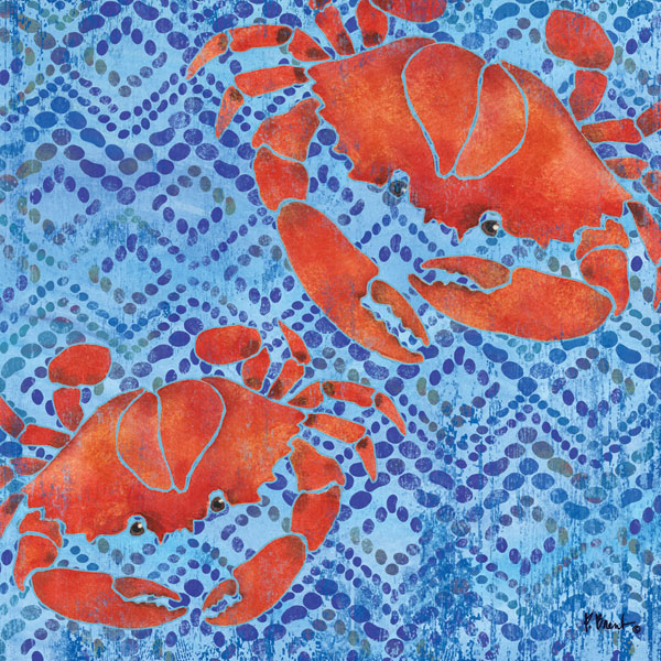 Jubilee Crabs