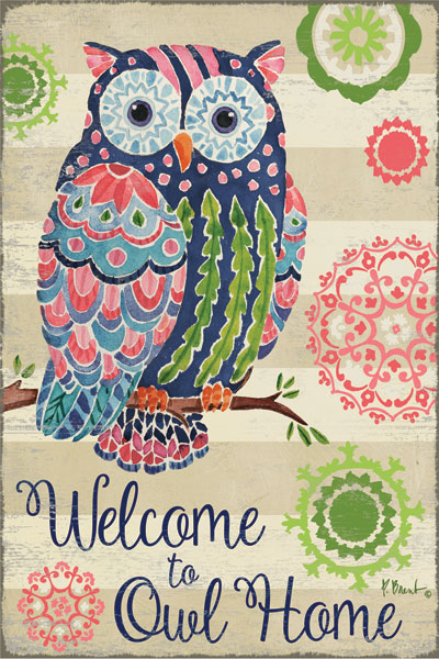 Groovy Owls II