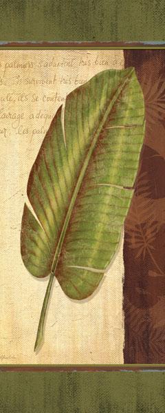 Palm Tropic Panel II