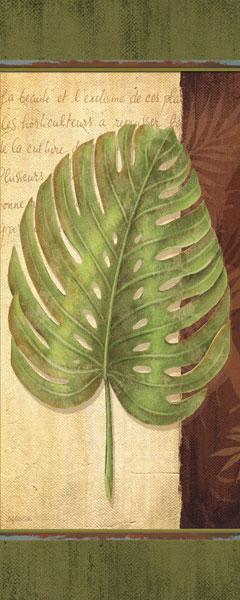 Palm Tropic Panel IV