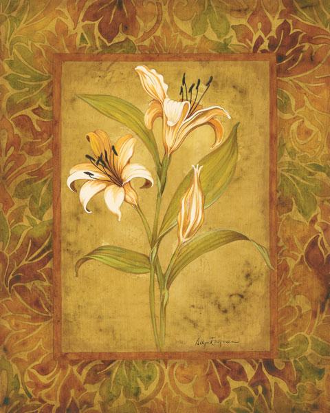 Garden Lilies I