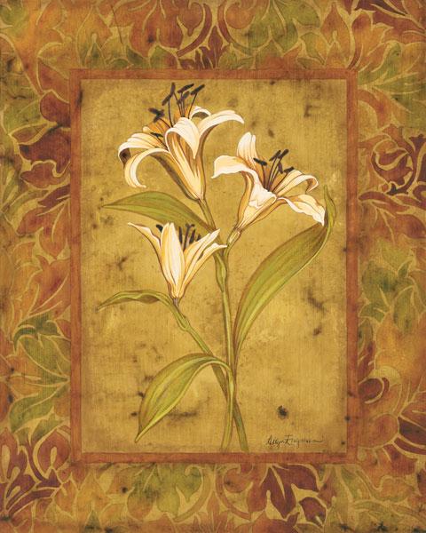 Garden Lilies II