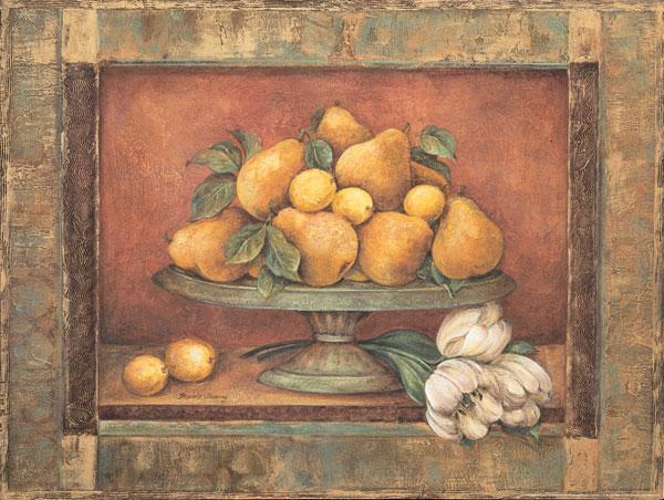 Florentine Pear