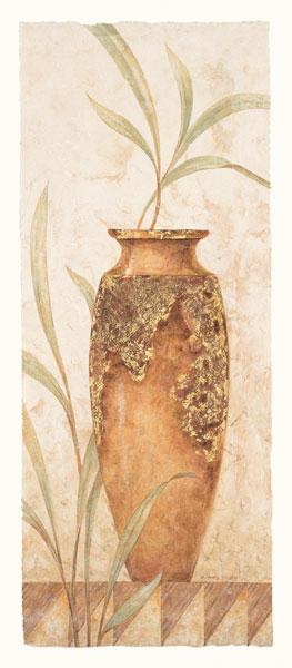 Rustic Venetian Urn II