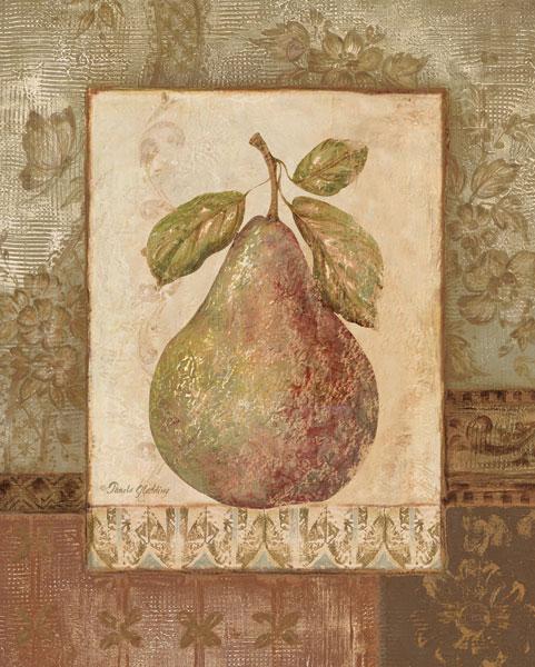 Rustic Pears I