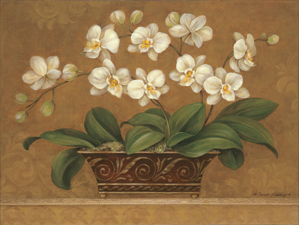Orchid Tapestry