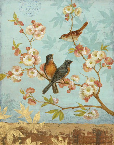 Robins & Blooms