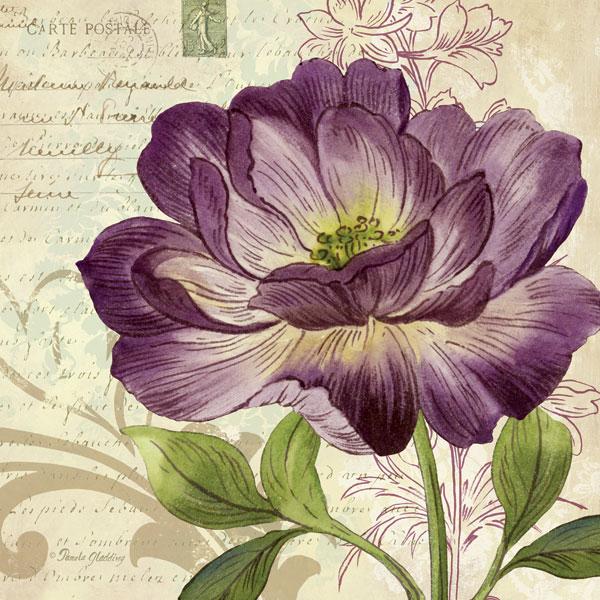 Study in Purple II