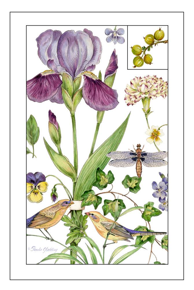 Print Botanical II