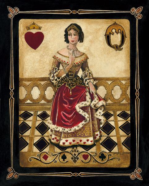Harlequin Queen