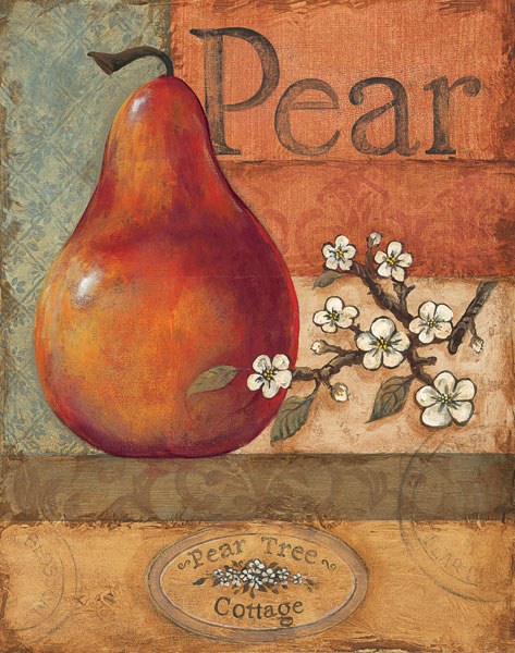 Pear Crate
