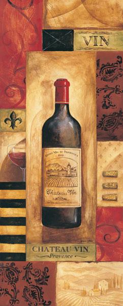 Chateau Vin Panel