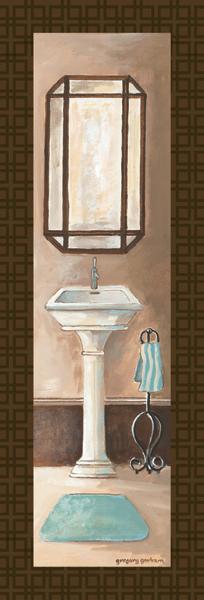 Bath Panel II