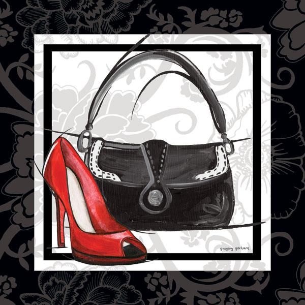 Purse & Shoe II