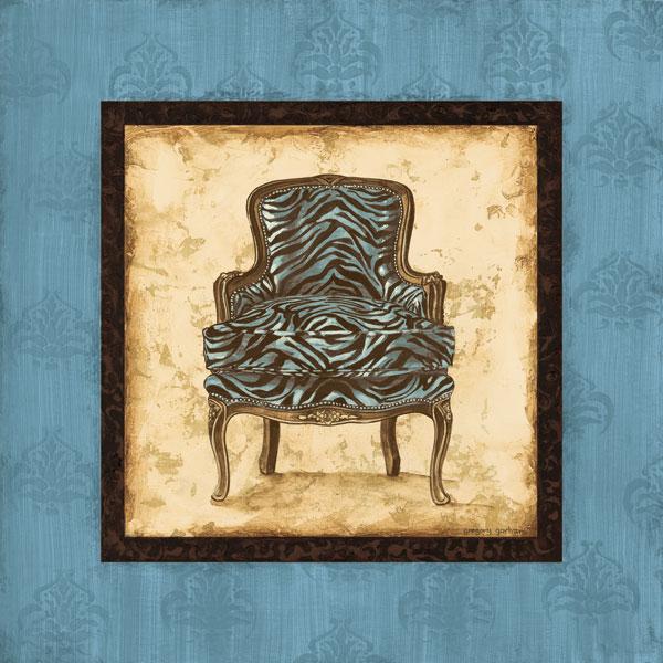 Blue Chair III