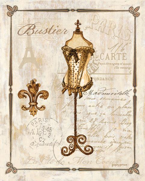Paris Bustier